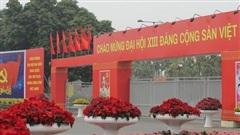 Trung tâm Hội nghị quốc gia sẵn sàng cho Đại hội đại biểu toàn quốc lần thứ XIII của Đảng