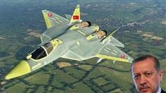 Không quân Thổ Nhĩ Kỳ đang ở đâu?