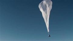 Google đóng cửa dự án khí cầu Internet