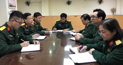 Bộ Quốc phòng đã sẵn sàng cho tổng điều tra kinh tế, cơ sở hành chính