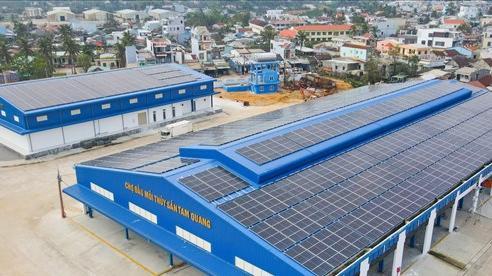 Tập đoàn Sơn Hà đầu tư dự án hệ thống điện mặt trời áp mái công suất lớn tại Quảng Nam