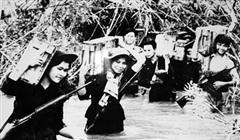 Thế trận hậu cần chiến tranh nhân dân trong Tổng tiến công và nổi dậy Xuân Mậu Thân 1968