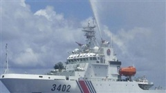 Trung Quốc cho phép hải cảnh nổ súng bắn tàu nước ngoài ở Biển Đông