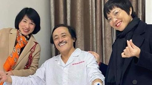 Nghệ sĩ Giang còi nói về việc bị ung thư giai đoạn 3, đã di căn: Tôi không lạc quan như mọi người nghĩ đâu!