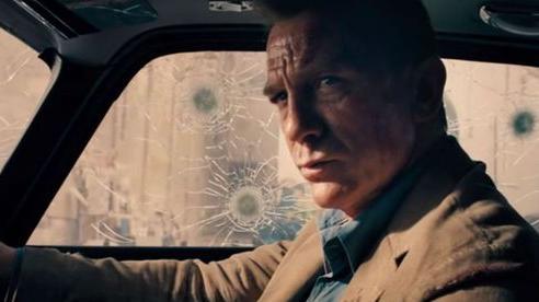 Phim mới trị giá 250 triệu USD về điệp viên 007 lại bị hoãn chiếu