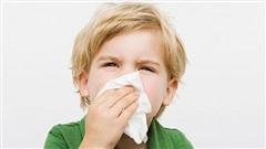 Trẻ bị ốm thường xuyên vào mùa đông có nguy hiểm?