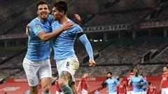 Man City đua tốc độ MU: Siêu vũ khí của Pep Guardiola