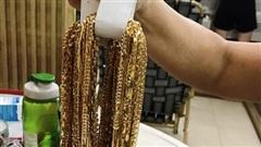 Bị phạt 10 năm tù vì trộm 455 lượng vàng của chủ