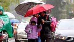 Miền Bắc chuẩn bị đón mưa rét vào tuần tới