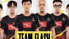 Chốt sổ đội hình: ADC ở lại Team Flash nhưng Flazers vẫn chẳng thể nào vui