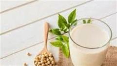 Vì sao sữa đậu nành là 'khắc tinh' của đàn ông?