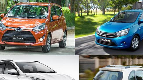 Ô tô từ Thái Lan, Indonesia và Trung Quốc chiếm 88% tổng lượng xe nhập khẩu vào Việt Nam