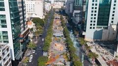 TP.HCM điều chỉnh giao thông phục vụ Lễ hội Đường hoa