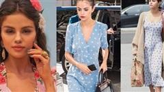 Selena Gomez béo - gầy thất thường nhưng mặc váy luôn đẹp mỹ mãn là vì cô toàn diện 3 kiểu nịnh dáng sau đây