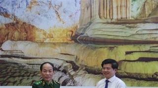 Trung tướng Đỗ Danh Vượng kiểm tra, chúc Tết tại tỉnh Quảng Bình