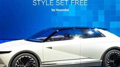 Xem trọn ven thiết kế Hyundai Ioniq 5 - Đối thủ đáng gờm của loạt xe VinFast mới