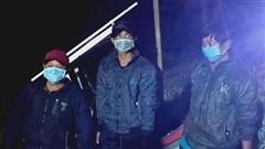 Xử phạt vi phạm hành chính 3 đối tượng nhập cảnh trái phép từ Lào vào Việt Nam