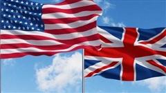 Tổng thống Mỹ Joe Biden cam kết tăng cường quan hệ với Anh và đồng minh NATO