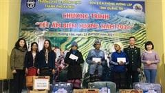 Mang 'Tết ấm biên cương' đến sớm với người dân vùng biên giới Quảng Trị