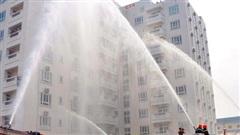 Bảo đảm tuyệt đối an toàn phòng cháy, chữa cháy các mục tiêu trọng điểm