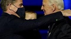 Người con trai thứ 2 của Tân Tổng thống Mỹ Joe Biden: Vượt qua ma túy trở thành cánh tay phải đắc lực cho cha