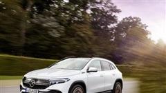 Xe điện Mercedes EQA 250 ra mắt có giá 48.500 USD