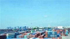 Sản lượng hàng hóa thông qua cảng biển Việt Nam tăng trưởng ổn định