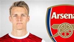 Martin Odegaard bay sang Anh giải cứu Arsenal
