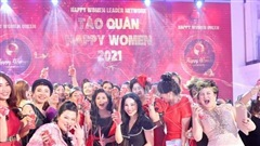Chân dung Bùi Thanh Hương - Chủ tịch Happy Women - Trưởng ban tổ chức Táo quân 2021