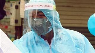 Người phụ nữ ở Hà Nội phát hiện dương tính SARS-CoV-2 trong ngày cuối ở cách ly