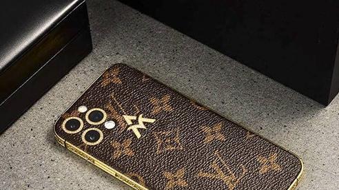 iPhone 12 mạ vàng, bọc da Louis Vuitton có giá hơn trăm triệu khiến nhiều người mê mệt