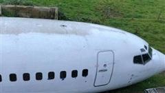Tận mục sở thị chiếc xe tái chế từ máy bay Boeing 737