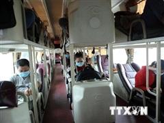 Từ ngày 1/2, Đà Nẵng bắt đầu triển khai các chuyến xe phục vụ Tết