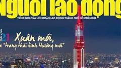 Hội Nhà báo TP HCM tổ chức sạp bán báo Xuân làm từ thiện