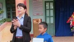 Học sinh nghèo ở Quảng Trị trả lại 7 triệu đồng cho anh shipper