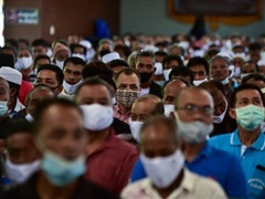 Dịch COVID-19: Thái Lan công bố kế hoạch tiêm chủng