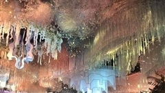 Đám cưới xa hoa ở Ninh Bình khiến cộng đồng mạng choáng ngợp