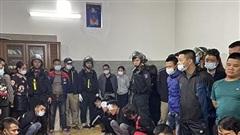 Triệt phá sới bạc tinh vi ở Lạng Sơn, bắt giữ 42 đối tượng