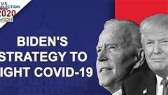 Dọn đống đổ nát, ông Biden đối diện hàng núi khó khăn