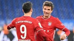 Bayern nới rộng cách biệt ở ngôi đầu lên 7 điểm