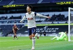 Son Heung-min được AFC vinh danh