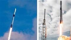 Xem tên lửa lập kỷ lục phóng 143 vệ tinh cùng lúc lên vũ trụ