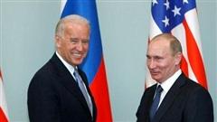 Điện Kremlin: Chỉ cần Mỹ đồng ý, ông Putin sẵn sàng đối thoại với người đồng cấp Biden