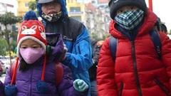 Không khí lạnh tăng cường, miền Bắc sắp đón đợt rét mới