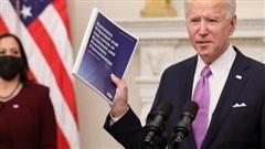 Chính quyền ông Biden hối thúc gói giải cứu kinh tế lớn đối phó dịch bệnh