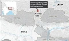 Binh sĩ Ấn – Trung lại ẩu đả ở biên giới, nhiều người bị thương