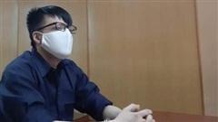 Nguyễn Cao Hoành Sơn đã trả giá bằng bản án 8 năm tù