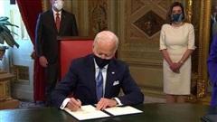 Tổng thống Biden ký sắc lệnh thúc đẩy 'mua hàng Mỹ' nhiều hơn