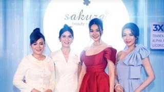 Sakura Beauty trình làng sản phẩm cho da nám từ Nhật Bản