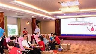 Khách sạn Rex tham gia Chương trình hiến máu tình nguyện